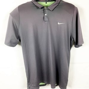 (8-034) Nike L Dri Fit Tiger Woods Collection Polo